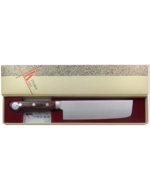 Japanische Nakiri Messer für Gemüse, 165 mm - Made in Japan