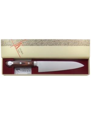 Couteau Japonais Kengata à Viande, Fruits et Légumes 180 mm - Fabriqué au Japon