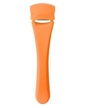 Hornhauthobel mit Sicherheitsverschluß - Apricot