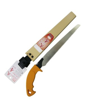 Japanese Pruning Saw with Interchangeable Blade 24.5 cm/9.5 inch - Tenju Made in Japan