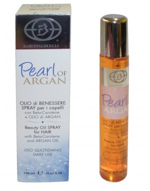 Olio di Argan per Capelli 100 ml Spray - Pearl of Argan