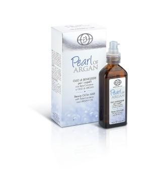 Aceite de Argán para Cabellos 100 ml - Pearl of Argan Made in Italy