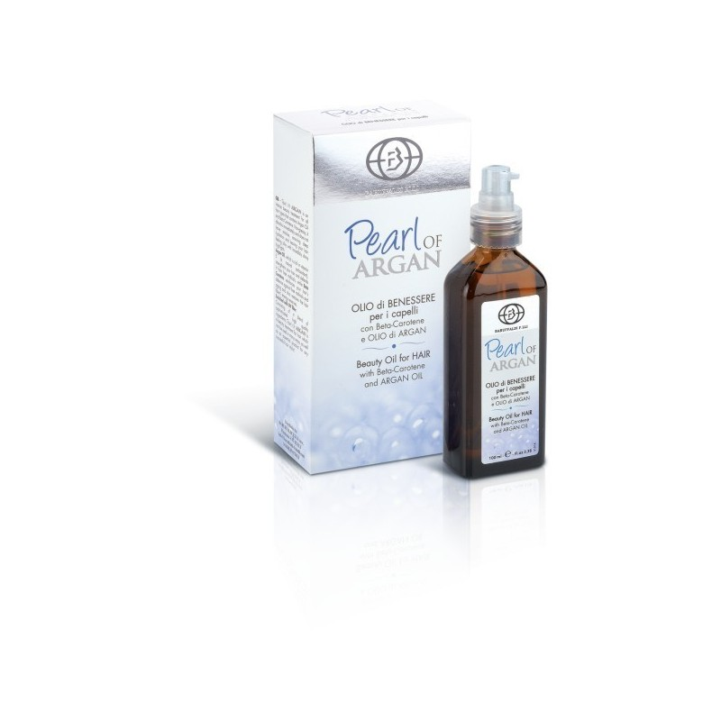 Olio di Argan per Capelli 100 ml - Pearl of Argan