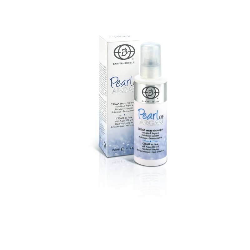 Crema per Capelli all'Olio di Argan 150 ml - Pearl of Argan