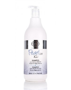 Shampoo con Aceite de Argán 1000 ml - Pearl of Argan Made in Italy