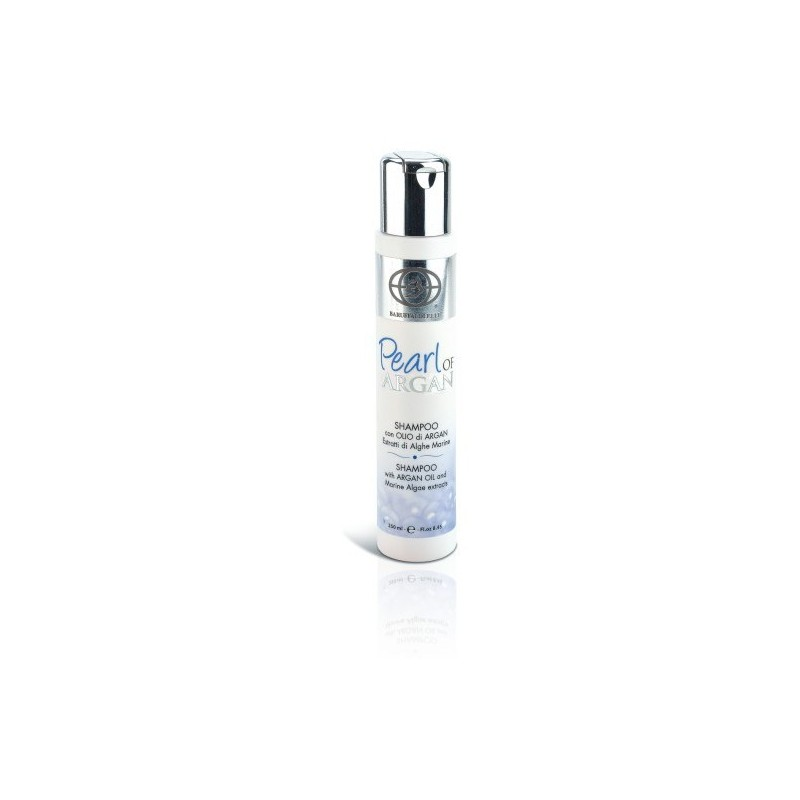 Shampoo all'Olio di Argan 250 ml - Pearl of Argan