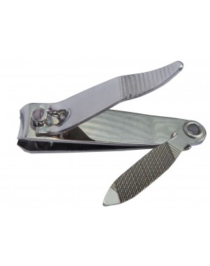 Nail Clipper with File - Tenartis Made in Italy