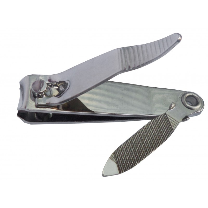 Nagelknipser mit Feile - Tenartis Made in Italy