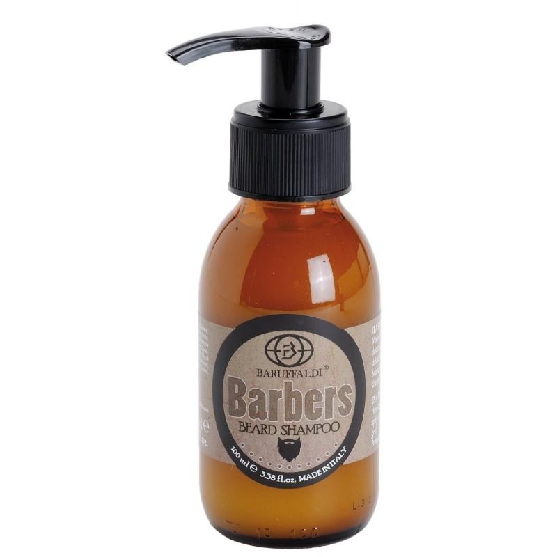 Shampoo per Barba 100 ml - Barbers by Baruffaldi Made in Italy