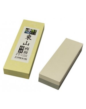 Two-Sided Whetstone, Sharpening Stone 1000/4000 Grit - Kyo Higashiyama Made in Japan