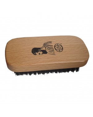 Boar's Beard Brush - Barbers by Baruffaldi