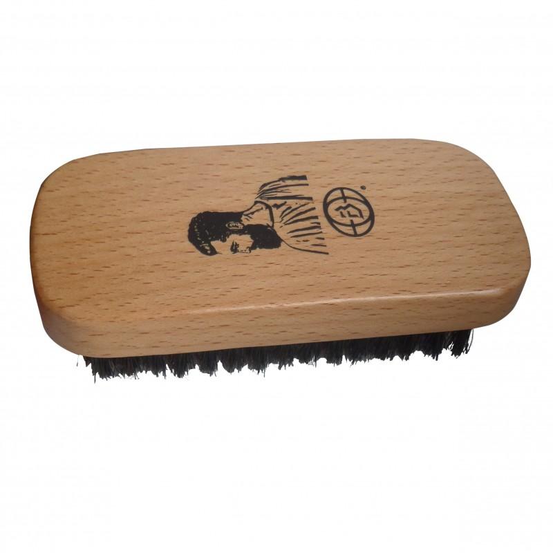 Spazzola da Barba con Setole di Cinghiale - Barbers by Baruffaldi