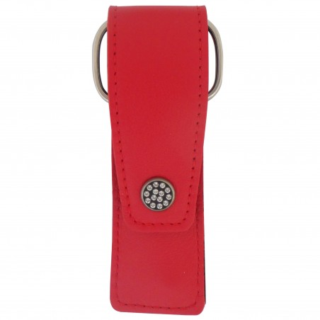 3-Piece Swarovski Manicure Set with Nail Scissors File and Tweezers
