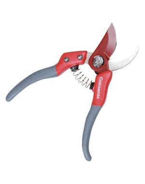 "Secateurs, Garden Shears 21 cm/8.25"" - Chikamasa PS-8PLUS-R Made in Japan"
