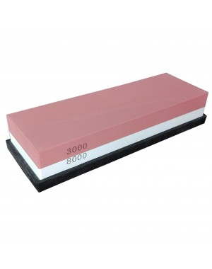 Two-Sided Whetstone, Sharpening Stone 3000/8000 Grit