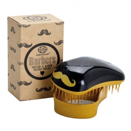 Set per la Cura della Barba 4 pz: Shampoo da Barba, Olio da Barba, Balsamo da Barba, Spazzola da Barba - Barbers by Baruffaldi