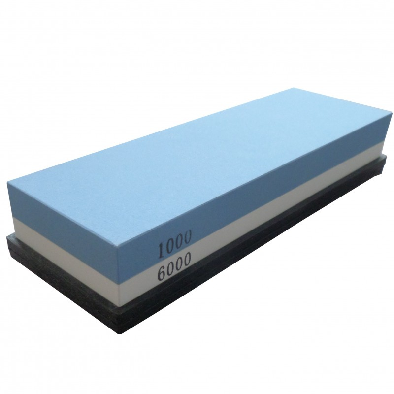 Sharpening Whetstone 1000 and 6000 Grit