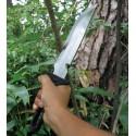 Coltello da Giardino, Caccia, Outdoor, Campeggio, Militare - Nisaku Rikukatana 810 Made in Japan