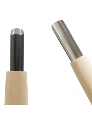 Hohleisen 9 mm - Carvy Michi Hamono  Made in Japan