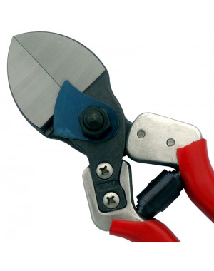 Pruning Shear 21 cm/8.25 inch with Lightweight Aluminium Handle and Interchangeable Blades - Tenartis Made in Italy