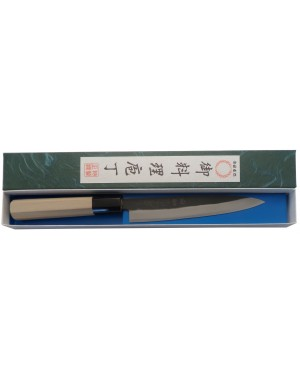 Original Japanese Petty Knife for Fruits and Vegetables with 15 cm/6 inch blade - Made in Japan