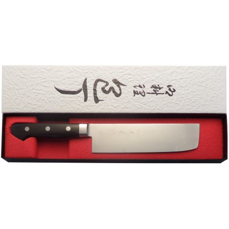 Coltello Giapponese Hakiri per Verdura 160 mm - Made in Japan