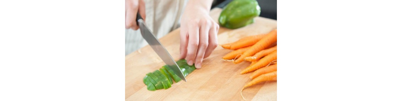 Online Shop - Küchenmesser, Steakmesser, Brotmesser