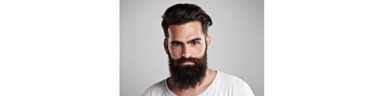 Ciseaux pour Barbe et Moustache Tenartis - Fabriqués en Italie