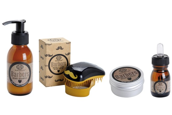 Beard and Mustache Care Products